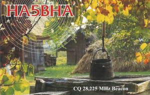 HA5BHA