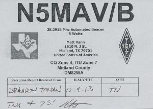 N5MAV