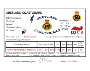 Shetland CG
