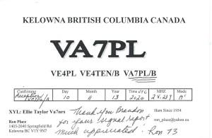 VA7PL