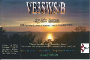 VE3SWS