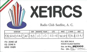 XE1RCS