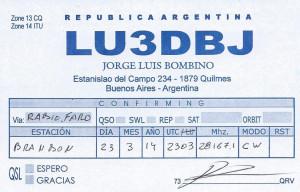 LU3DBJ