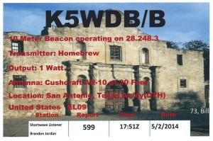 K5WDB