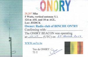 ON0RY