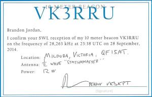 VK3RRU